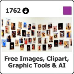 1762 Free Images, Clipart, Graphic Tools & AI