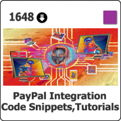 PayPal Integration, Code Snippets, Tips & Tutorials